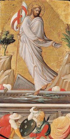 Giovanni dal Ponte - Resurrezione di Cristo- 1425-1430 - Minneapolis (Minnesota), The Minneapolis Institute of Arts