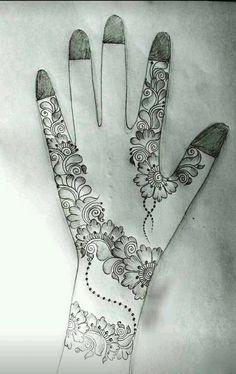 Khafif Mehndi Design, Full Hand Mehndi Designs, Henna Art Designs, Mehndi Designs 2018, Mehndi Designs For Girls, Mehndi Designs For Beginners, Mehndi Design Pictures, Wedding Mehndi Designs, Modern Mehndi Designs