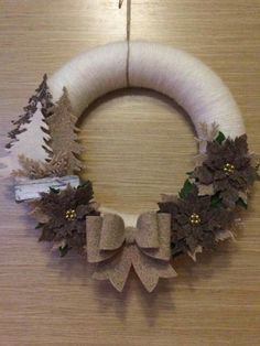 Christmas Makes, Felt Christmas, Rustic Christmas, All Things Christmas, Winter Christmas, Christmas Holidays, Christmas Ornaments, Handmade Christmas Decorations, Xmas Decorations