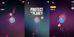 Protect The Planet invita a un juego simple y cuidado http://j.mp/1Knqq9y |  #Android, #IOS, #Juego, #JuegosMóviles, #Noticias, #ProtectThePlanet, #Tecnología