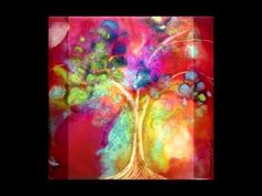 How to Paint with Alcohol Inks, with Wendy Videlock
