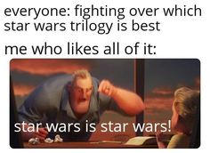 star wars memes I honestly think Clone Wars is the best thing from the Star Wars franchise Funny Relatable Memes, Funny Jokes, Funny Gifs, Star Wars Jokes, Funny Star Wars, Star Wars Art, Star Wars Clone Wars, Stupid Funny, Funny Stuff