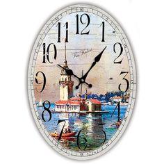 Ahşap Kız Kulesi Dekoratif Duvar Saatleri Yeni Modeli, Ahşap Kız Kulesi Dekoratif Duvar Saatleri Yeni Modeli Ürün Bilgisi ;Materyal  : MDF Ebat &nb