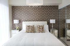Фото из статьи: 10 смелых тенденций в декоре спален