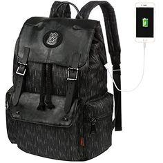 51d26880c2 Great for VBIGER Laptop Drawstring Backpack Large-capacity Shoulders Bag  Casual Travel Daypack for Men