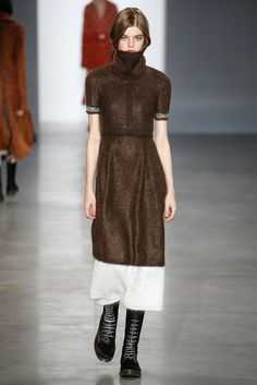 Calvin Klein Collection~Otoño Invierno 2014/2015