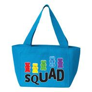 Gummy Bear Squad Insulated Lunch Bag (Turquoise) Insulated Lunch Bags, Reusable Tote Bags, Gummy Bears, Squad Goals, School Lunch, Back To School, Turquoise, School Lunch Food, Gummi Bears