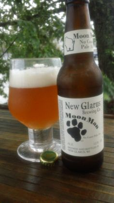 New Glarus No Coast Pale Ale