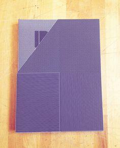 IRCAM les couleurs du son : création d'une couverture de livre d'art et de sa jaquette