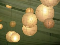How to Light Your Dorm Room With Paper Lanterns