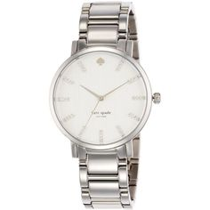 kate spade new york Women's Gramercy Grand Stainless Steel Bracelet 38mm 1YRU0095 $225