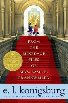 """RIP E. L. Konigsburg - E.L. Konigsburg's novels, including """"From the Mixed-Up Files of Mrs. Basil E. Frankweiler,"""" inspired many children to keep reading. Discover more books for advanced readers."""