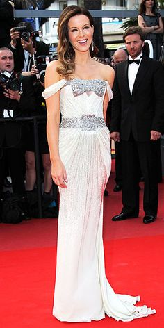 Kate Beckinsale in Gucci Premiere at the Cannes Film Festival