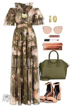 """"""""""" by uniquely-flawed ❤ liked on Polyvore featuring Alexander Wang, Rachel Zoe, Givenchy, Urban Decay, Chanel and Topshop"""