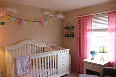 Project Nursery - Travel the World Nursery