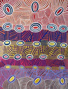 Australian Aboriginal Art by Josie K. Petyarre
