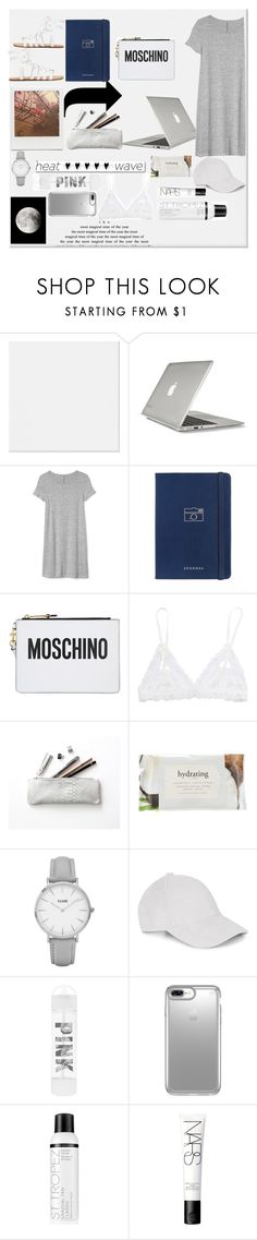 """""""Wild honey moon hot wave"""" by martha-qn18 ❤ liked on Polyvore featuring Speck, Gap, Moschino, Impossible Project, Hanky Panky, Forever 21, Topshop, White Label, Le Amonie and Victoria's Secret"""