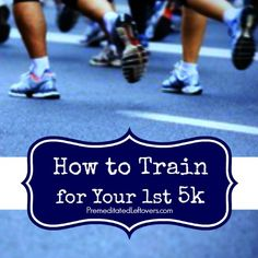 How to Train for Your 1st 5k - tips for slowly building up your ability to run by alternating intervals of walking and running.