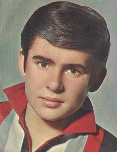 Young and very handsome... Davy Jones