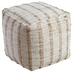 "Kick your heels up in casually cool style. Patchwork pouf patches together a cut-above look you're sure to love. Sporting a subtle medley of earthy hues, the all-wool cover is pure sophistication.   	 		 			 				 					Famous Words of Inspiration...""Lies are essential to humanity. They are p... more details available at https://furniture.bestselleroutlets.com/accent-furniture/poufs/product-review-for-signature-design-by-ashley-a1000385-damir-pouf-natural/"
