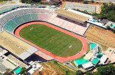 Estádio Gov. Roberto Santos (Pituaçu) - Salvador (BA) - Capacidade: 32,2 mil - Clube: Ypiranga