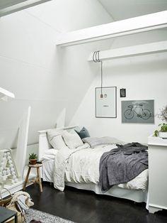 Attic Apartment in Vasastan