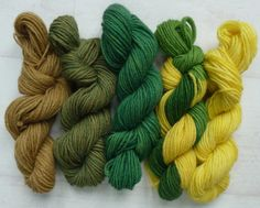 Wool - Tribulations of Hand Spinning and Herbal Dyeing