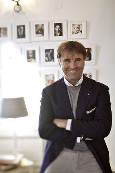The Label/Designer: Brunello Cucinelli.
