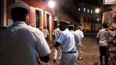 MARUJADA DE SAUBARA - NOITE DO RECÔNCAVO (Vídeo4) - Centro Histórico - S...
