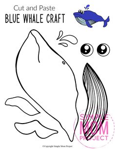 Looking for the best ocean animal crafts for your kids? These easy ocean animal crafts have 20+ fun cut and paste templates to keep toddlers, preschoolers or even big kids amused for hours. Including our popular dolphins, sea turtles, jellyfish, octopus and many more these are sure to be a big hit with your kids for fun craft activities or even homeschooling lessons. Click here to grab these awesome ocean animal craft templates today. #oceananimalcrafts #oceanfriends #underwateranimalcrafts Sea Animal Crafts, Animal Crafts For Kids, Preschool Art Projects, Craft Activities, Preschool Class, Preschool Worksheets, Fish Crafts, Sun Crafts, Whale Facts