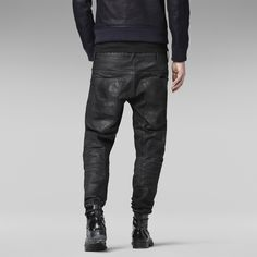 G-Star RAW   Manner   Jeans   A Crotch Tapered , Cobler Smash