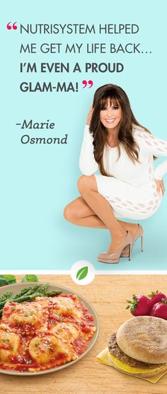 TOP LIFE quotes and sayings by famous authors like Marie Osmond : Nutrisystem helped me get my life back. I'm even a proud glam-ma! The Cream, Gourmet Recipes, Diet Recipes, Cooking Recipes, Healthy Recipes, Cooking Ideas, Recipies, Yoga Beginners, Avocado Toast