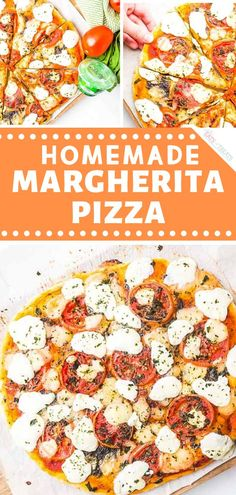Add Margherita Pizza to your game day finger food menu! This easy Super Bowl appetizer is bursting with an epic flavor combo - a new fun twist on your favorite snack! Enjoy this football party food for a crowd. Pin this to your simple pizza recipe ideas! Top Recipes, Pizza Recipes, Appetizer Recipes, Dinner Recipes, Recipies, Finger Food Menu, Meals Kids Love, Football Party Foods, Easy Holiday Recipes