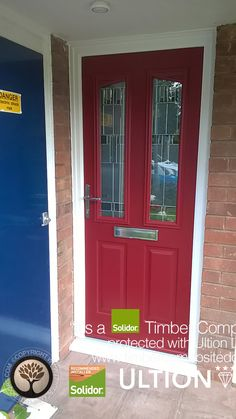 Contemporary Front Doors, Modern Contemporary, Composite Front Door, Can Design, Good Company, Stables, 12 Months, Locks, Composition