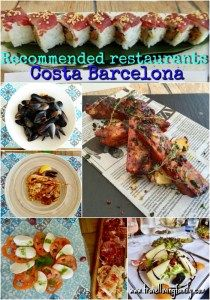 This article provides recommendations for some of the best restaurants in Costa Barcelona (located in Calella, Castelldefels & the mountain village of Montseny).  All restaurants recommended serve exceptional and authentic Catalan food which is incredibly tasty and beautifully presented.