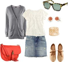 Warby Parker sunwear outfit pairing