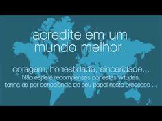 O que você pode fazer para mudar o mundo? #mudar #mundo #youtube