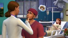 The Sims - 6 Things to Try as a Doctor in The Sims 4 Get to Work - Official Site