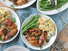 Grilled Chicken Wings Recipe - Food.com