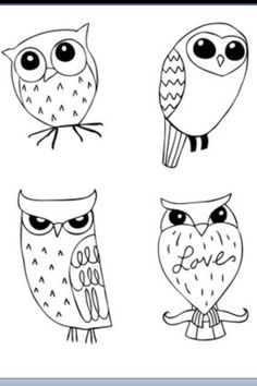 I love the grumpy one. :)