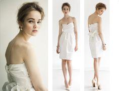 Kate Ermilio White Dress