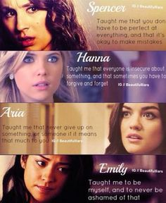 Troian Bellisario (Spencer Hastings) , Ashley Benson (Hanna Marin) , Lucy Hale (Aria Montgomery) , & Shay Mitchell (Emily Fields) - Pretty Little Liars