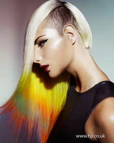Shaun Hall – 2013 Eastern Hairdresser of the Year Finalist Collection