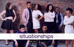 @karyewest #situationships New webseries!