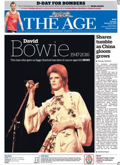 The Age- MELBOURNE 2016
