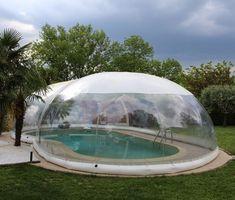 copertura in alluminio per piscine circolare - Cerca con Google