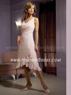 tea length mother of the bride dress