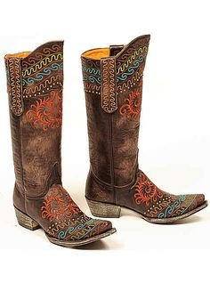 WOULD love these Boots for a boho look with shorts and oversizes linnen button down