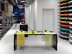 IIDA Award Winner: Chilewich Store by De-Spec | Projects | Interior Design