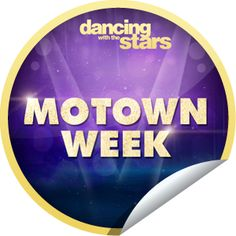 Dancing with the Stars: Motown Week...The stars find their groove with Motown.  Who has the best moves. Check-on GetGlue.com to let us know what you think!